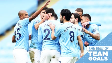 Melhores gols do City 2020/21
