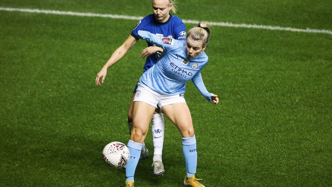 City edged out of Conti Cup