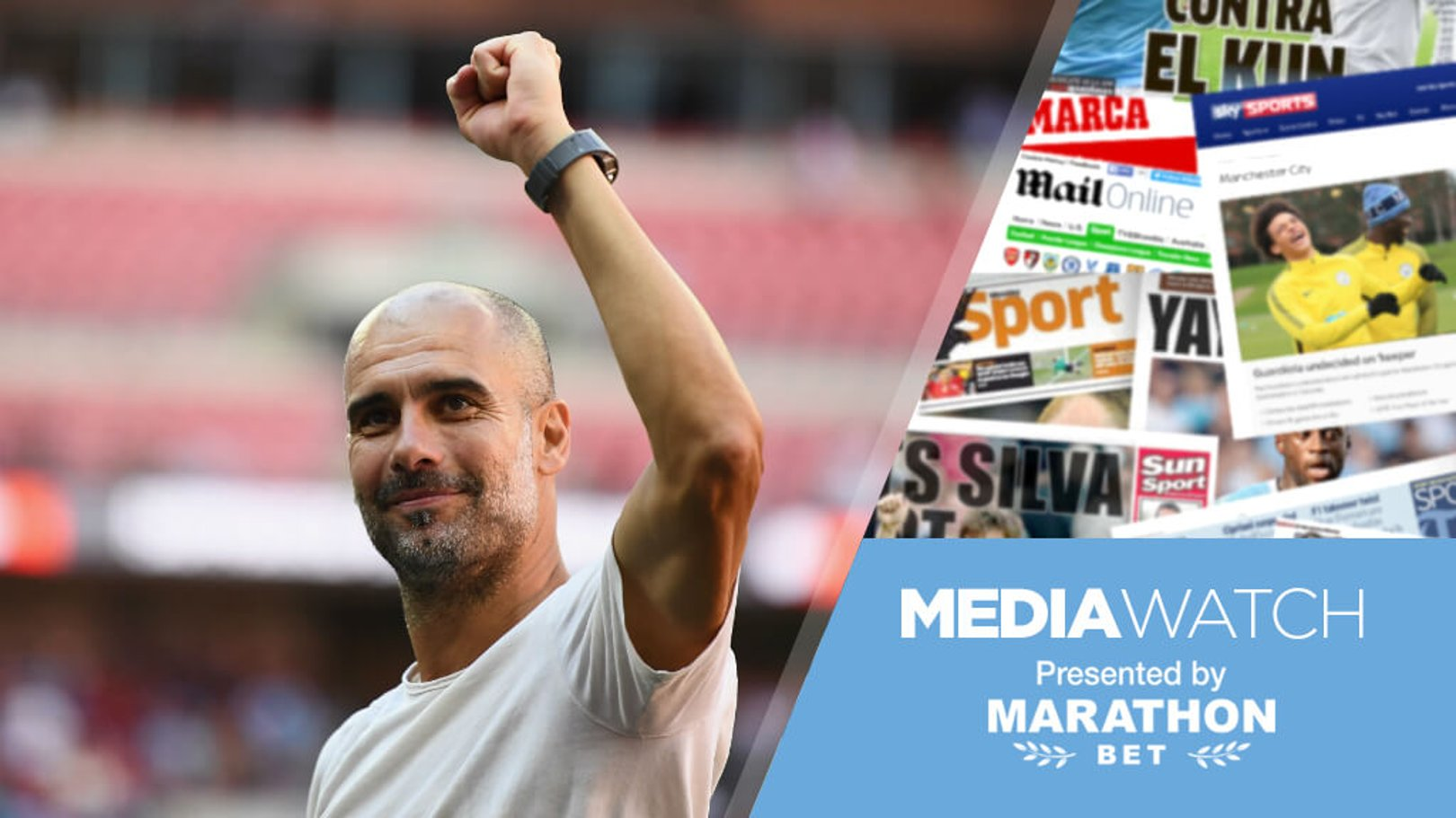'SERIAL WINNER': Pep Guardiola receives more high praise from a City legend...