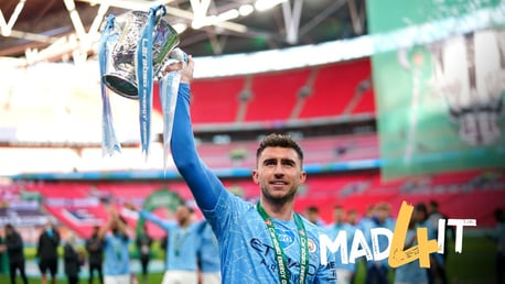 Laporte hails 'special' Carabao Cup triumph