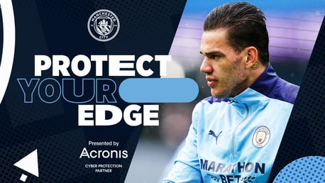 ACRONIS | PROTECT YOUR EDGE: 에데르송