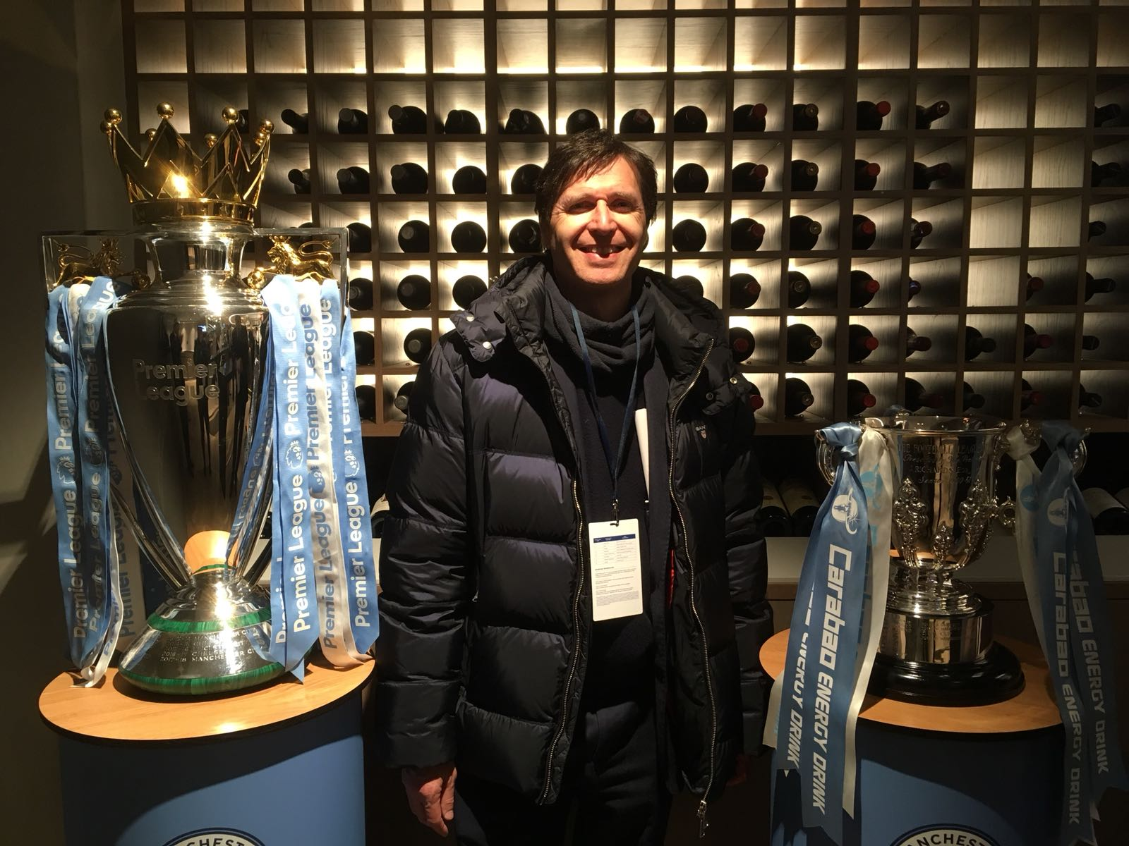 Alistair Mann: UCL final view from the CITY+ commentary box