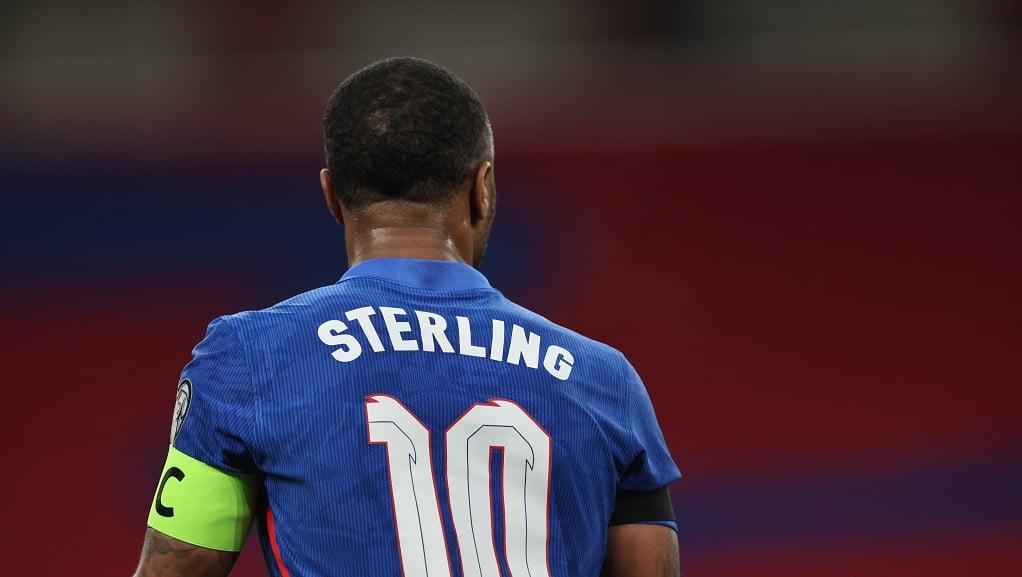 Sterling on target for England; Gundogan scores again