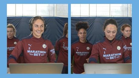 City's UEFA Women's Champions League quiz challenge!