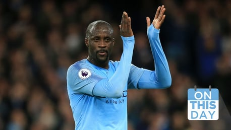 On this day: Promotion secured, FA Cup glory and Yaya's announcement