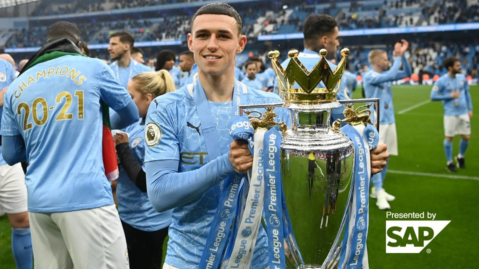 The numbers behind Phil Foden's standout season for City
