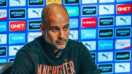Guardiola quiere ganarse su estancia en el City