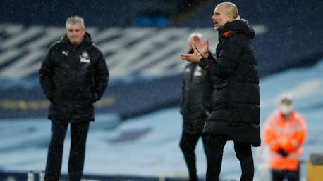 OVER AND OUT: Three points for City - the perfect Christmas gift!