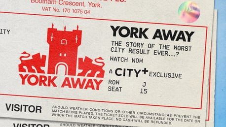 York Away: Watch now on CITY+