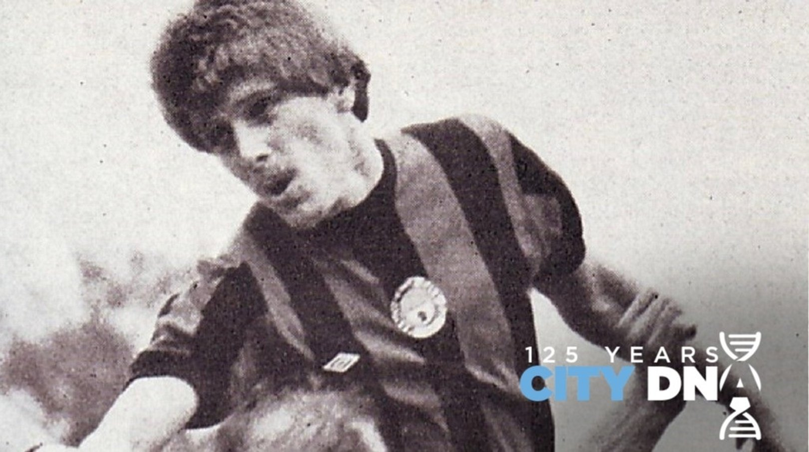 SENT TO COVENTRY: Billy makes his one and only league appearance for City