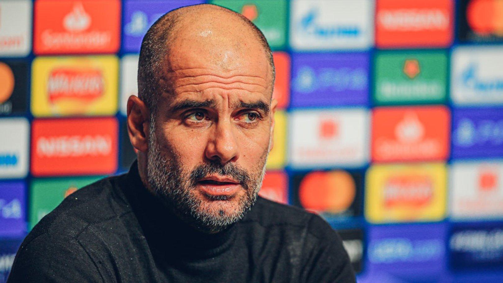 Guardiola provides Aguero injury update