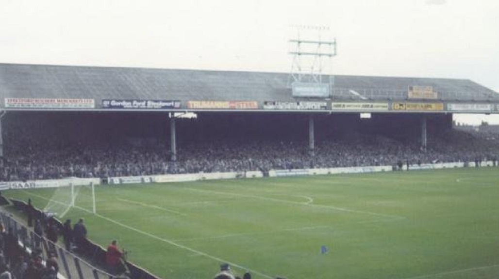 WE ARE THE KIPPAX! In glorious colour...