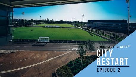 City Restart: Episode 2 à venir...