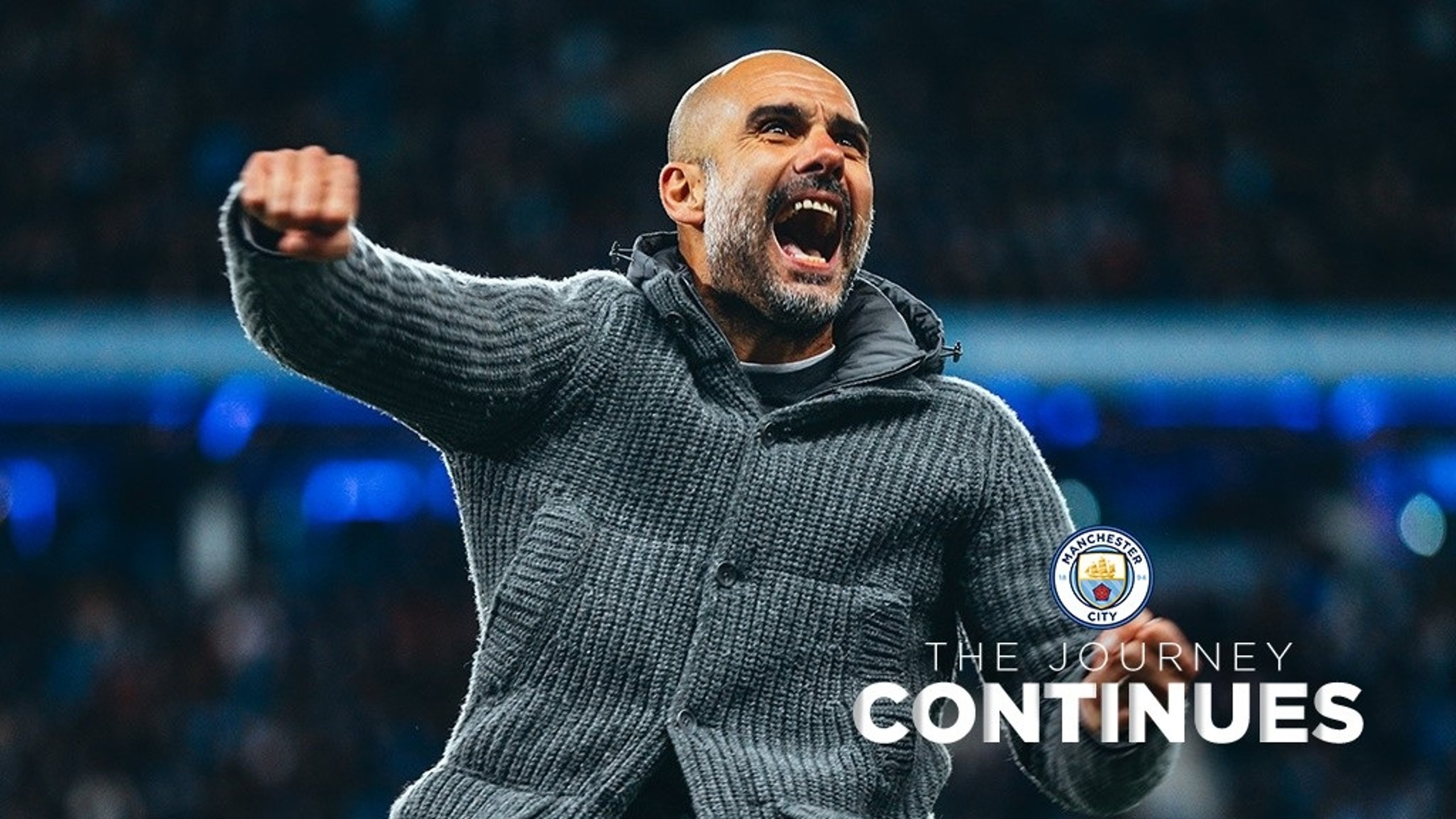 Gallery: Pep's passion and glory