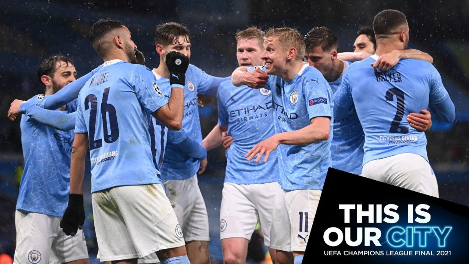 Pot three to Porto: Lescott on City's collective Champions ...