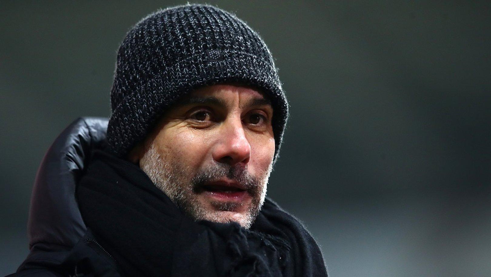 Guardiola gives Rodrigo, Ferna and Dias injury update