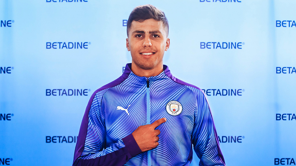 City complete Rodri deal