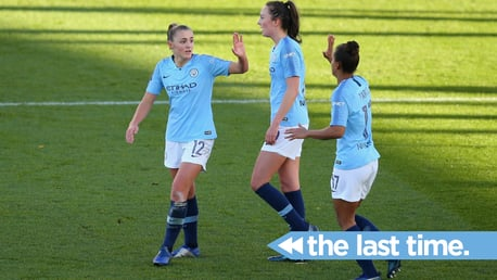 Le dernier match : City vs Birmingham City Women