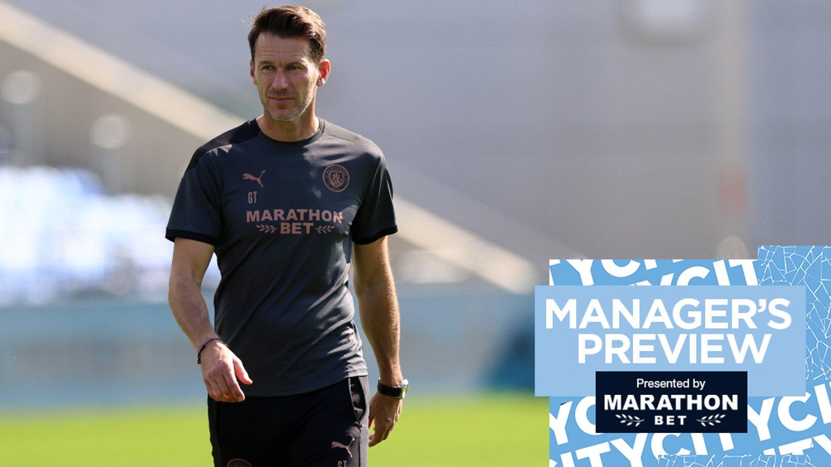City v Birmingham: Taylor on team news
