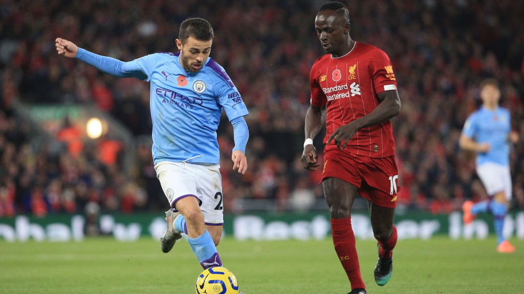 We'll never give up, says Bernardo