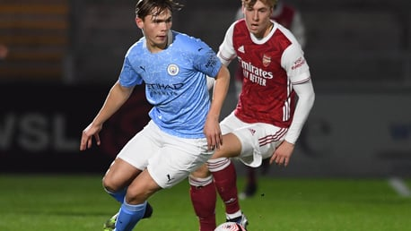 Match highlights: Arsenal 0-2 City EDS