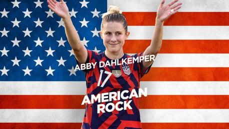 Abby Dahlkemper: American Rock