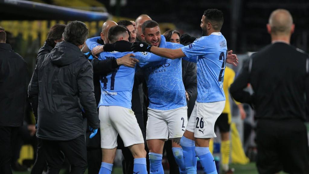 City en demi-finale de la Ligue des champions après un superbe comeback!