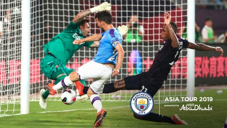 Gallery: City impress in Asia Tour opener