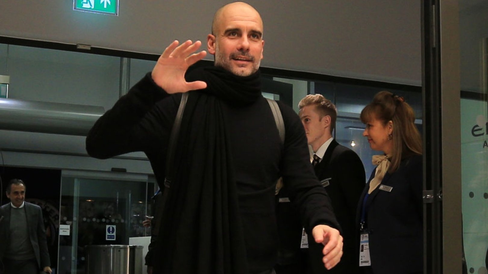 Guardiola: Winning form ideal preparation for derby